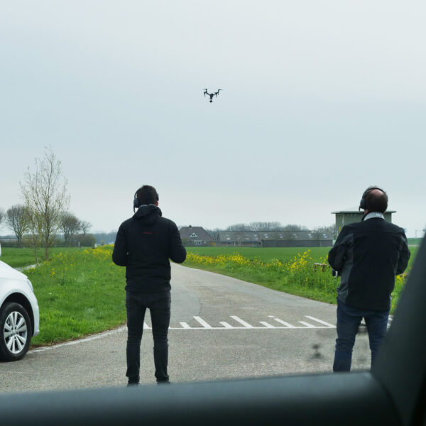 Drone opnames